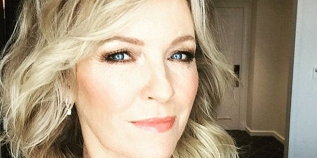 Ain't got not time for this: Rebecca had more than 4,922 social media users jump on her social media to comment about her post. Photo: Rebecca Gibney/Instagram