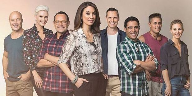 Kiwi Living introduced a new line up of celebrity presenters this year but so far the ratings have not improved.