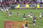 David Skipwith and Michael Burgess discuss the Warriors v Manly game this weekend.