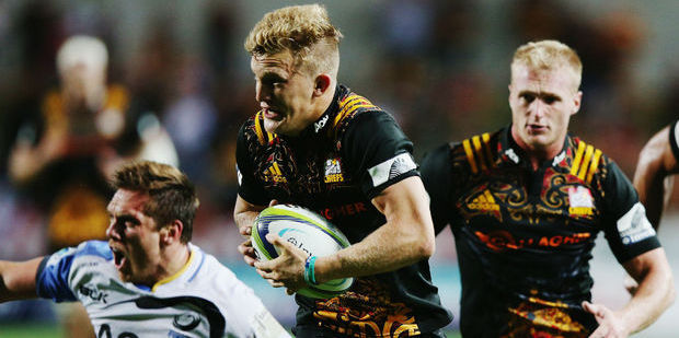 Damian McKenzie. Photo / Getty