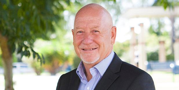 Dr Neil Barns.