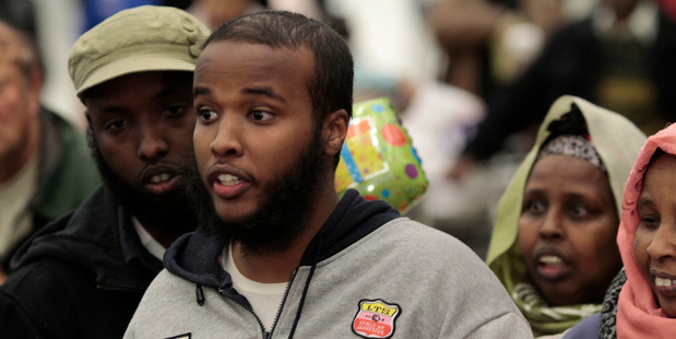 Gulet Mohamed is among those in a lawsuit that is perhaps the broadest challenge to the federal watch listing system. He was detained in Kuwait years ago. Photo / The Washington Post