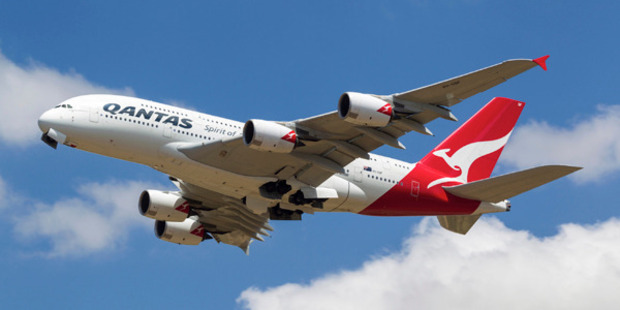 The flight was en route from Melbourne to London on Friday when it descended into the gulf state of Oman. Photo / iStock