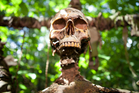 Victims of ritual human sacrifice were typically of low social status, such as slaves, while instigators were usually of high social status, such as priests and chiefs. Photo / iStock