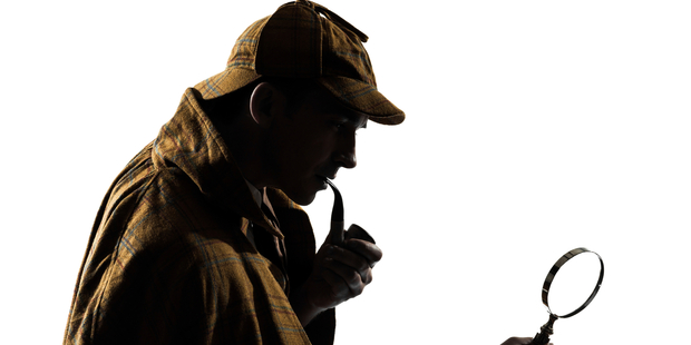 The SIS report conjures up images of Inspector Clouseau with his heavy moustache and deerstalker Sherlock Holmes hat. Photo / iStock