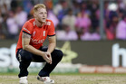 Ben Stokes has the backing of some heavy hitters in cricket including Tino Best and Graham Onions. Photo / AP