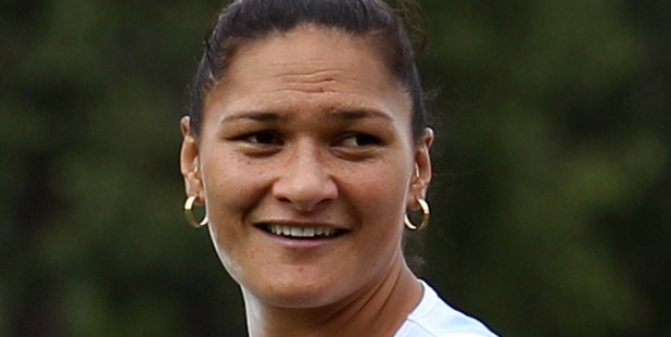 Loading Two-time Olympic gold medalist Valerie Adams. Photo / Getty