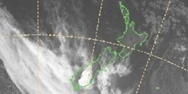 Most regions in the North Island could expect wet weather at some point during the day. Photo / MetService