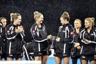New Zealand Black Sticks beat Japan 3-2 to take the Hawke's Bay Cup. Photo / Duncan Brown