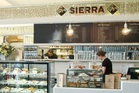 Each Sierra cafe is designed to meet its market's needs.