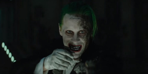 Loading Actor Jared Leto stars as The Joker in Suicide Squad.