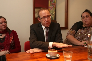 Andrew Little. Photo / Bop Times