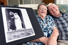 Joyce and Frank Bethell have been married 60 years today. They will renew their wedding vows for each other this weekend with close families and friends. Photo/George Novak