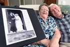 Frank Bethell married his wife, Joyce, 60 years ago today. Listen to the cute story of how they met.
