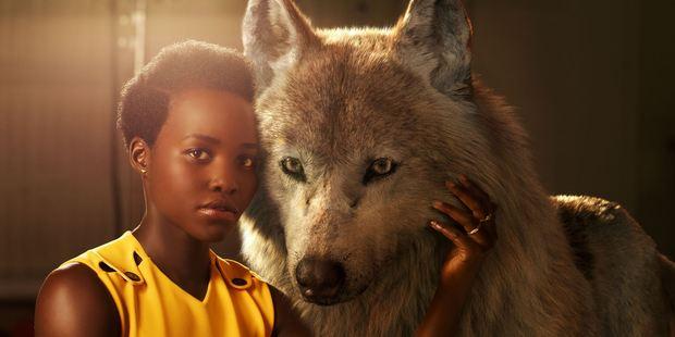 Lupita Nyong'o voices Raksha.