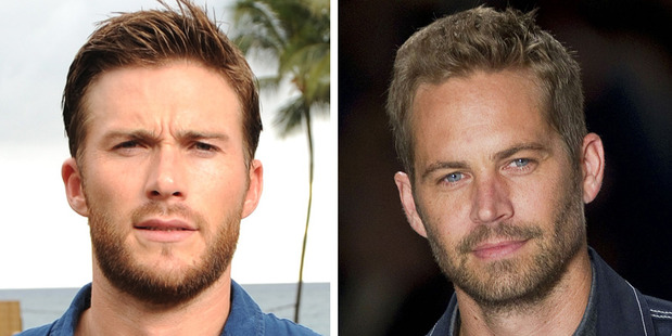 Scott Eastwood shared a touching tribute to Paul Walker. Photo / Getty Images, AP