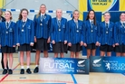 CHAMPS: The Havelock North High School junior futsal team who are the best in the country. PHOTO/SUPPLIED