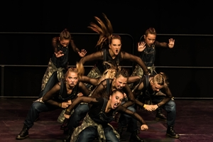 Diamond Divas from DDF Dance Studios is one of many Northland crews who have gained a spot at the SDNZ National Hip Hop Dance Qualifiers in Auckland this month. PHOTO/Claire Gordon, CG Images.