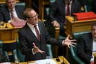 Andrew Little and the Labour Party have to work out what they stand for. Photo / Mark Mitchell
