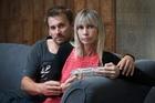 Greg Robertson and Deanna Trevarthen. Photo / Nick Reed