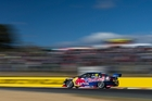 Before hitting oil on the track in Tasmania, Shane Van Gisbergen had four wins from five starts.