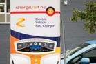 Electric vehicle charging company Charge.net.co.nz has installed six $50,000 units at Z stations in Auckland, Wellington and Christchurch.