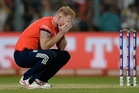 Ben Stokes is man enough to handle a few crass jibes. Photo / Getty Images