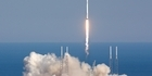 SpaceX launches inflatable room and lands rocket