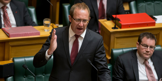 Labour leader Andrew Little. Photo / Mark Mitchell