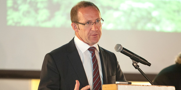 Labour Party leader Andrew Little. Photo / Ben Fraser, Rotorua Daily Post
