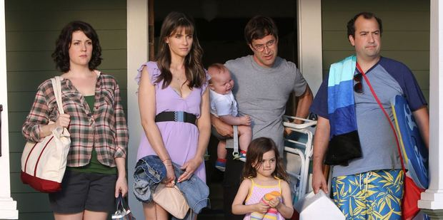 A scene from Togetherness.