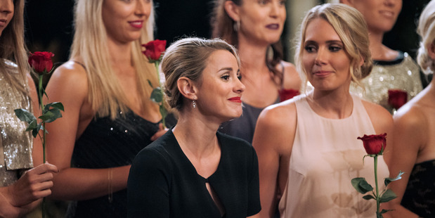 Rebecca Trelease is eliminated during last night's episode of The Bachelor NZ.
