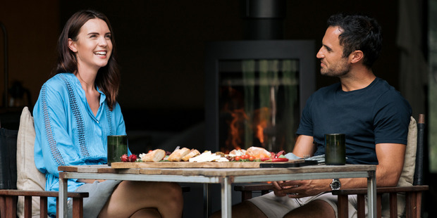 Storm and Jordan share a cosy date on The Bachelor NZ.