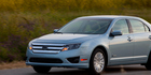 Ford's 2010 Fusion hybrid. Photo / Getty Images