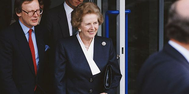 Carol Thatcher fired off a scathing letter detailing what she perceived to be the statue's faults - namely, its lack of a handbag. Photo / Getty Images