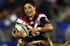 Former Warriors fullback Kevin Locke is in Australia searching for a new NRL club. Photo/Getty.