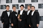 NSYNC. Photo / Getty Images