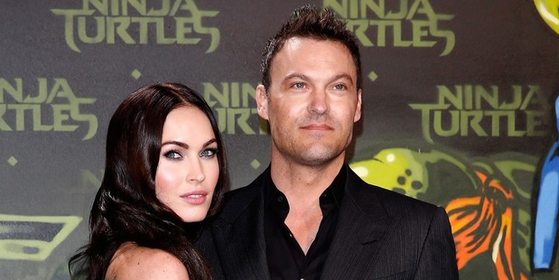 Megan Fox has filed for a divorce from her husband Brian Austin Green. Photo / Getty Images