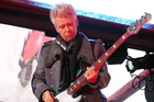 Musician Adam Clayton of U2. Photo / Getty Images