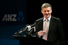 Bill English has come under fire for his remarks to Federated Farmers. Photo / Getty Images