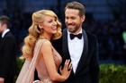 Actors Blake Lively and Ryan Reynolds.Photo / Getty Images