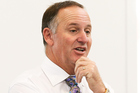 Prime Minister John Key says changes planned for business tax will help small businesses. Photo / Getty Images