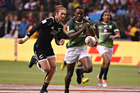 New Zealand vs South Africa during HSBC World Rugby Sevens. Photo / Getty Images