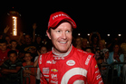 Scott Dixon celebrates with fans after winning the Phoenix Grand Prix. Photo / Getty Images