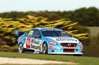 Scott McLaughlin during practice ahead of the Phillip Island SuperSprint. Photo / Getty Images
