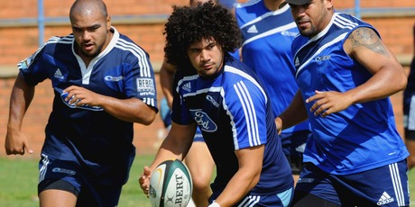 Kurtis Haiu was part of a group who brought optimism back to the Blues. Photo / Getty