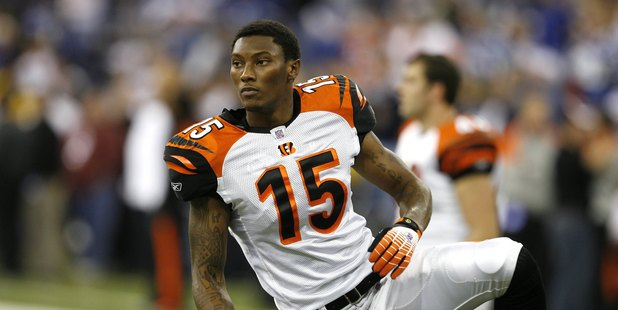 Former Cincinnati Bengal Chris Henry died at the age of 26. A post-death investigation revealed he had CTE. Photo / Getty Images