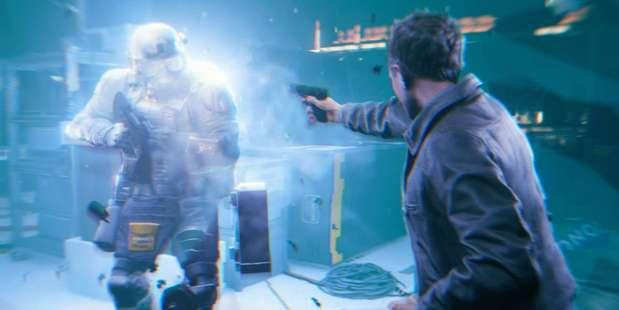 The animated version of Shawn Ashmore, right in Quantum Break.