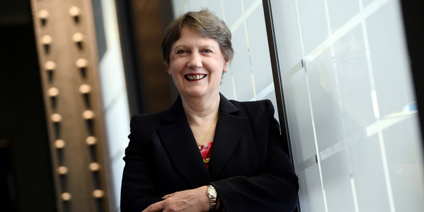 Helen Clark has the backing of the New Zealand Government, which has pledged hundreds of thousands of dollars towards supporting her campaign. Photo / AFP