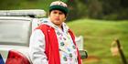 Julian Dennison stars in the Taika Waititi film, Hunt for the Wilderpeople.